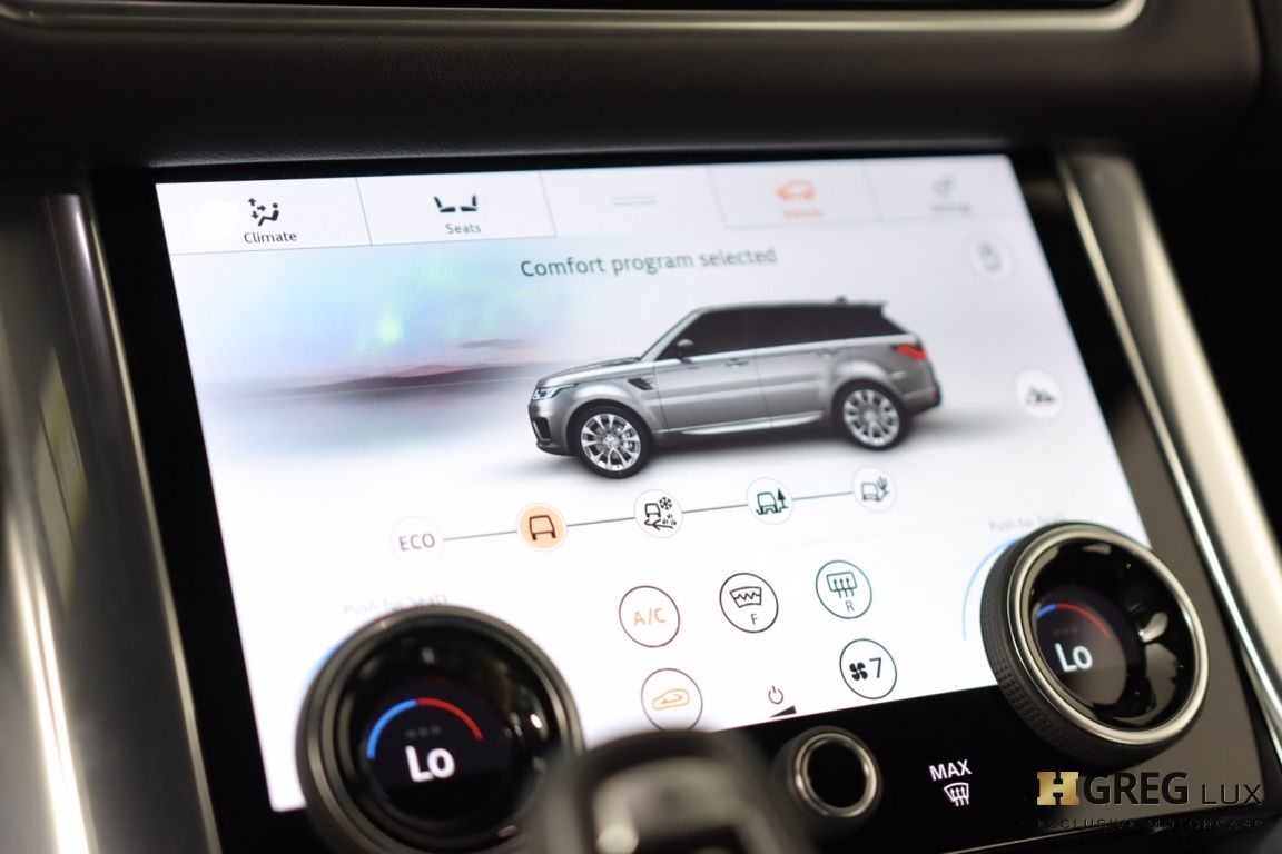 2018 Land Rover Range Rover Sport HSE #43