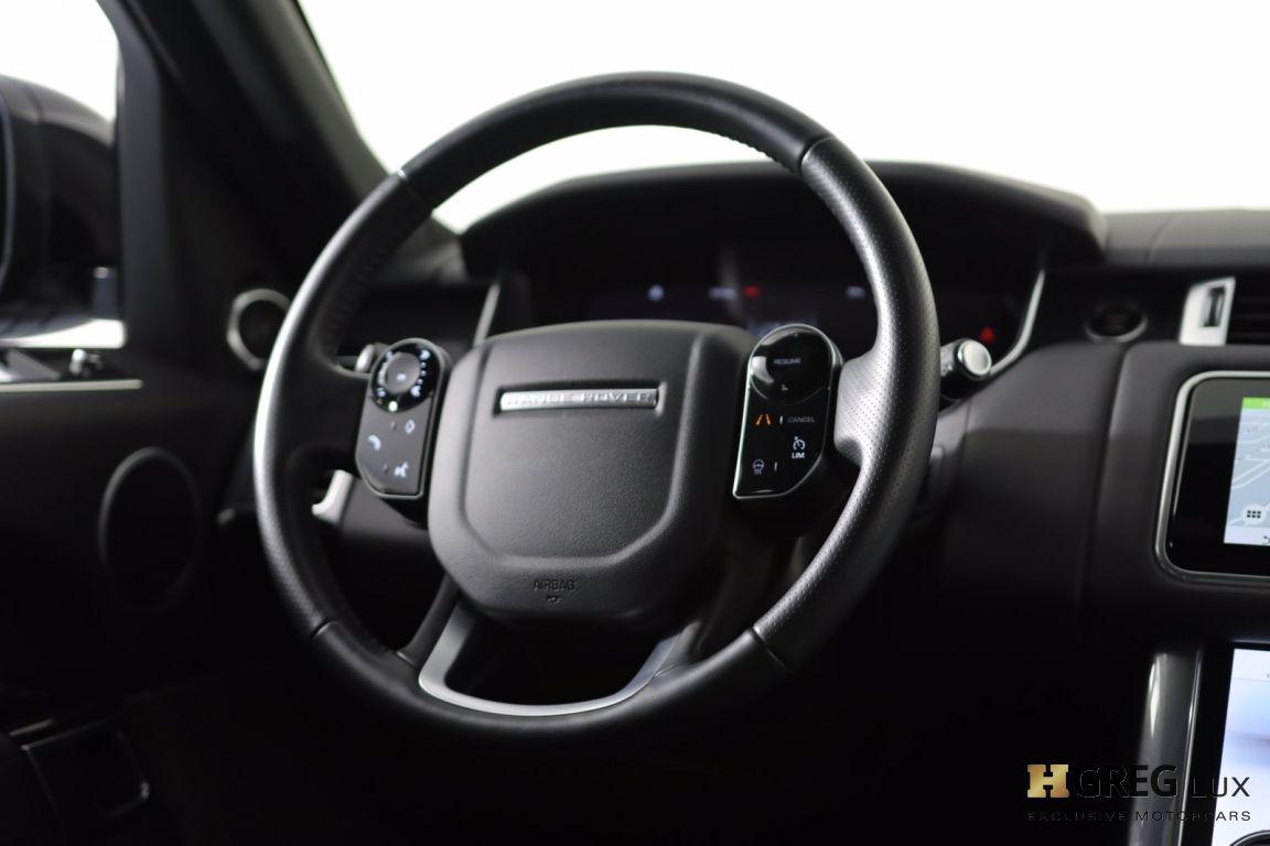 2018 Land Rover Range Rover Sport HSE #52