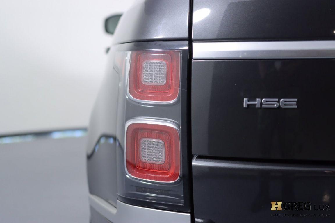 2018 Land Rover Range Rover HSE #16