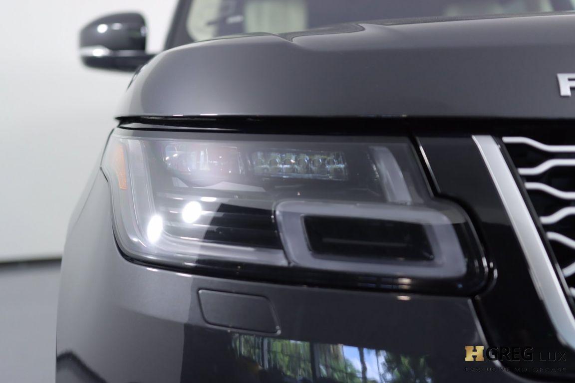 2018 Land Rover Range Rover HSE #4