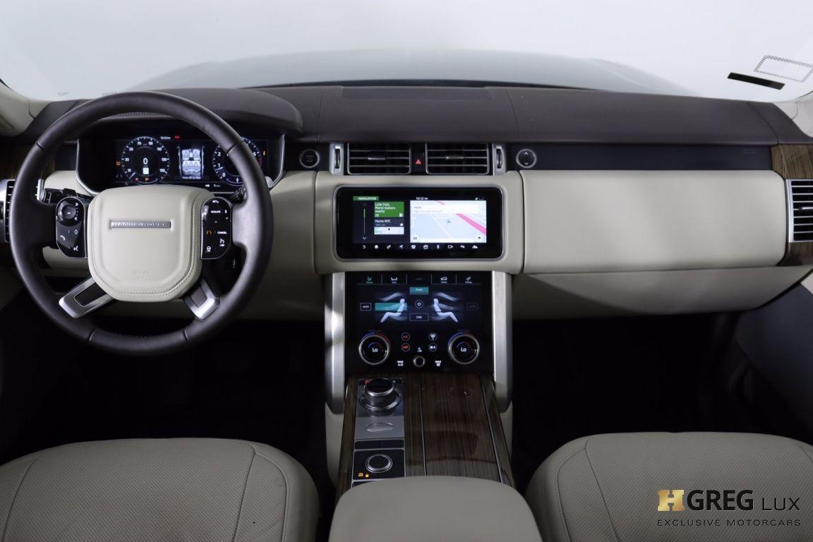 2018 Land Rover Range Rover HSE #51