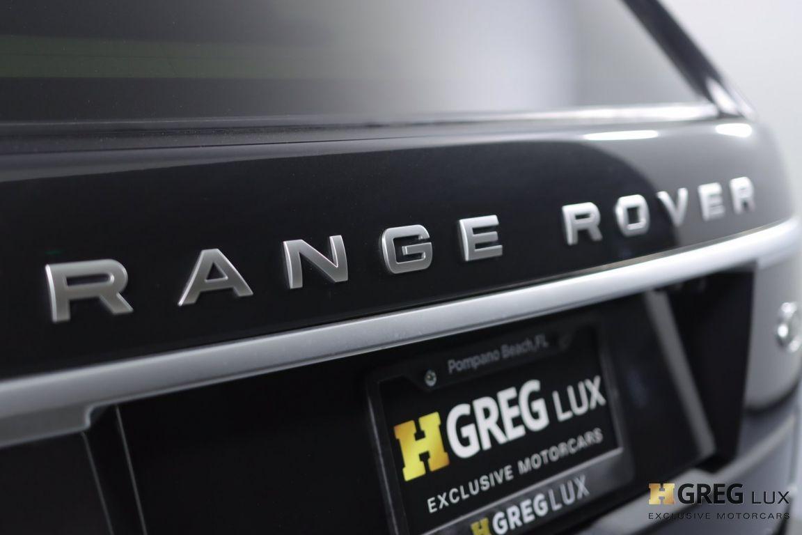 2018 Land Rover Range Rover HSE #20