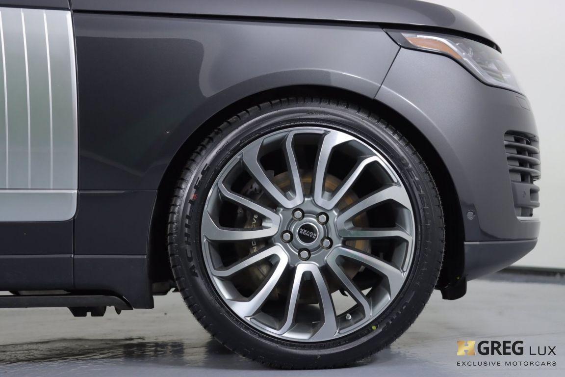 2018 Land Rover Range Rover HSE #11