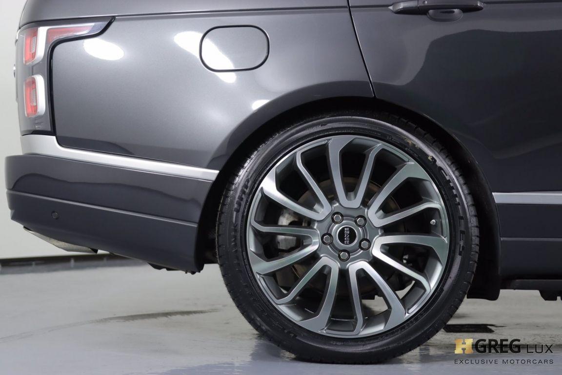 2018 Land Rover Range Rover HSE #12