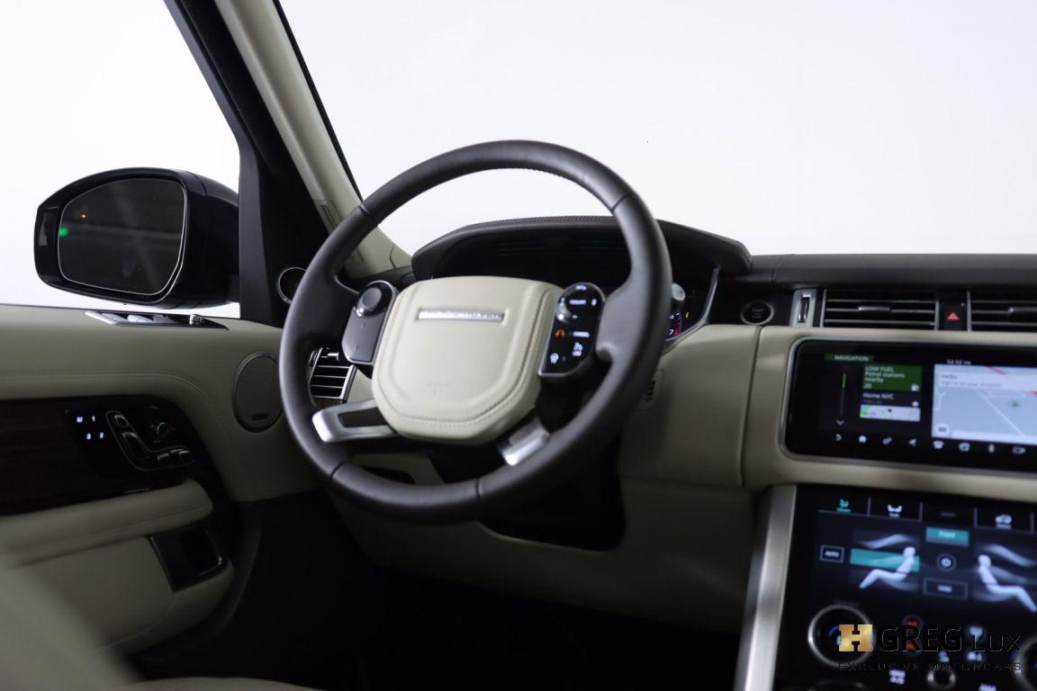 2018 Land Rover Range Rover HSE #47