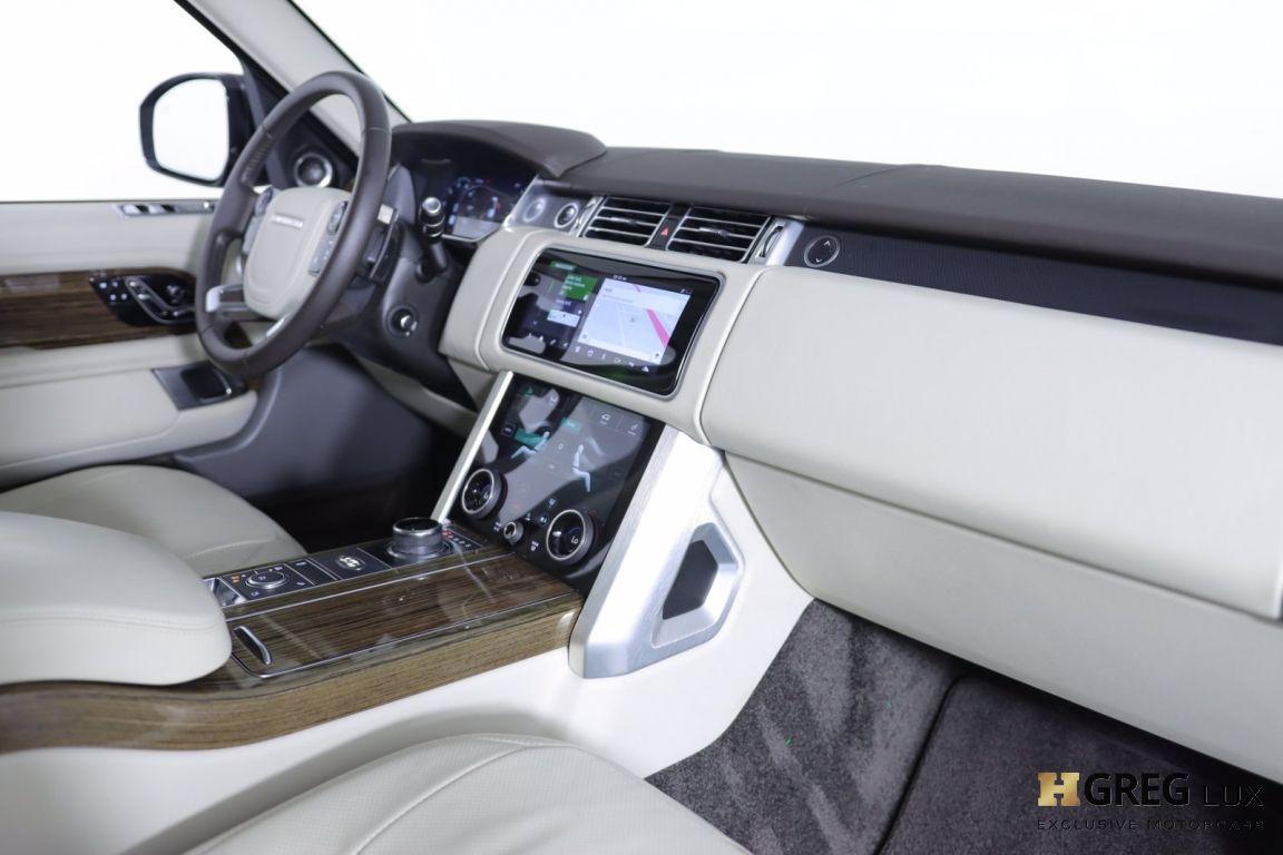 2018 Land Rover Range Rover HSE #52