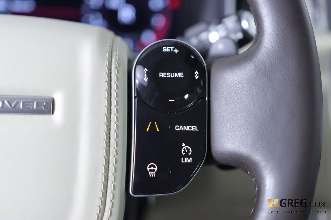 2018 Land Rover Range Rover HSE #50