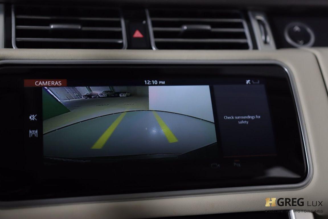 2018 Land Rover Range Rover HSE #41