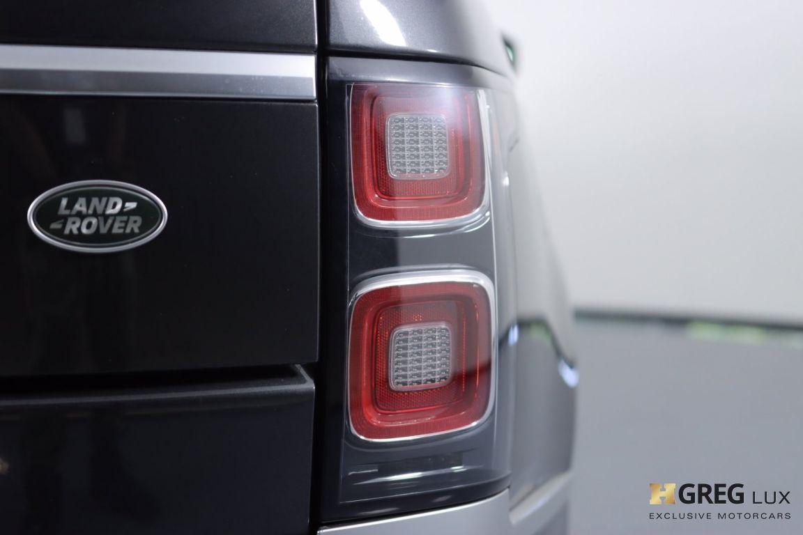 2018 Land Rover Range Rover HSE #17