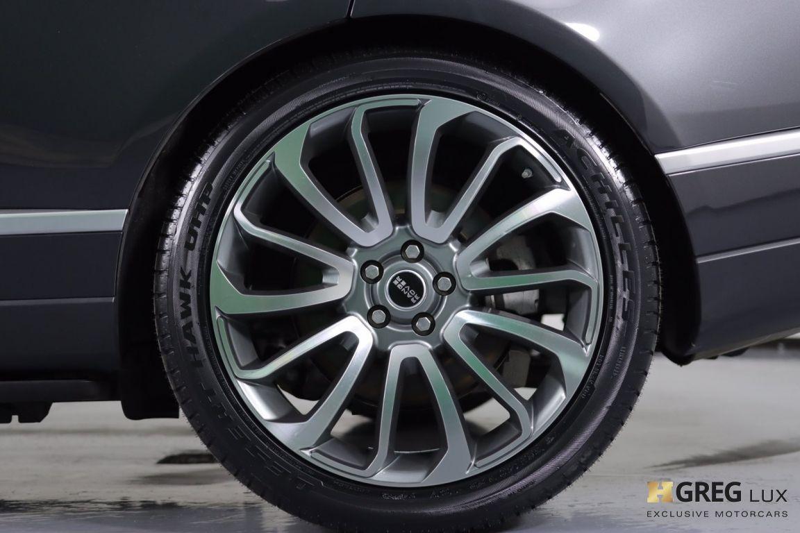 2018 Land Rover Range Rover HSE #26