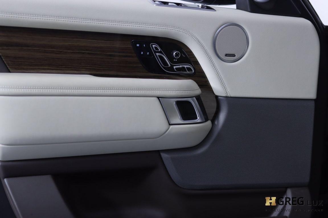 2018 Land Rover Range Rover HSE #36