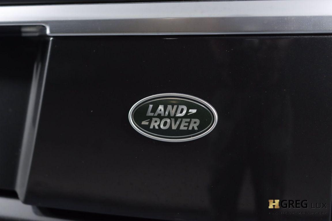 2018 Land Rover Range Rover HSE #18