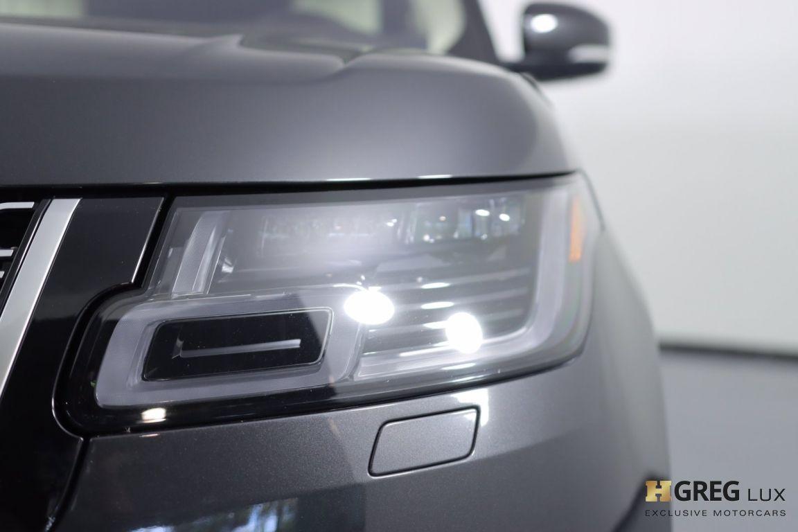 2018 Land Rover Range Rover HSE #5