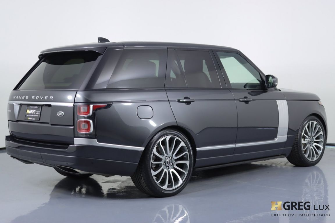 2018 Land Rover Range Rover HSE #14