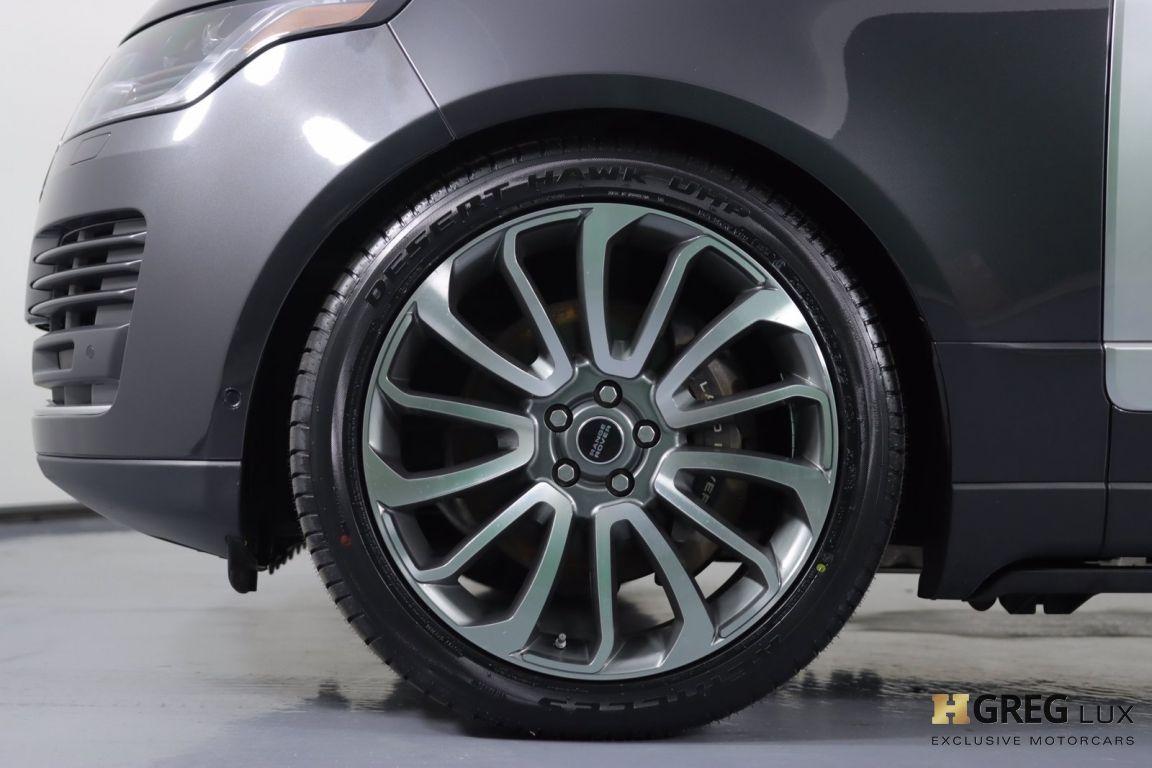 2018 Land Rover Range Rover HSE #23
