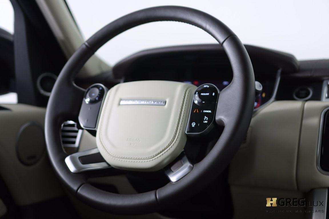 2018 Land Rover Range Rover HSE #48