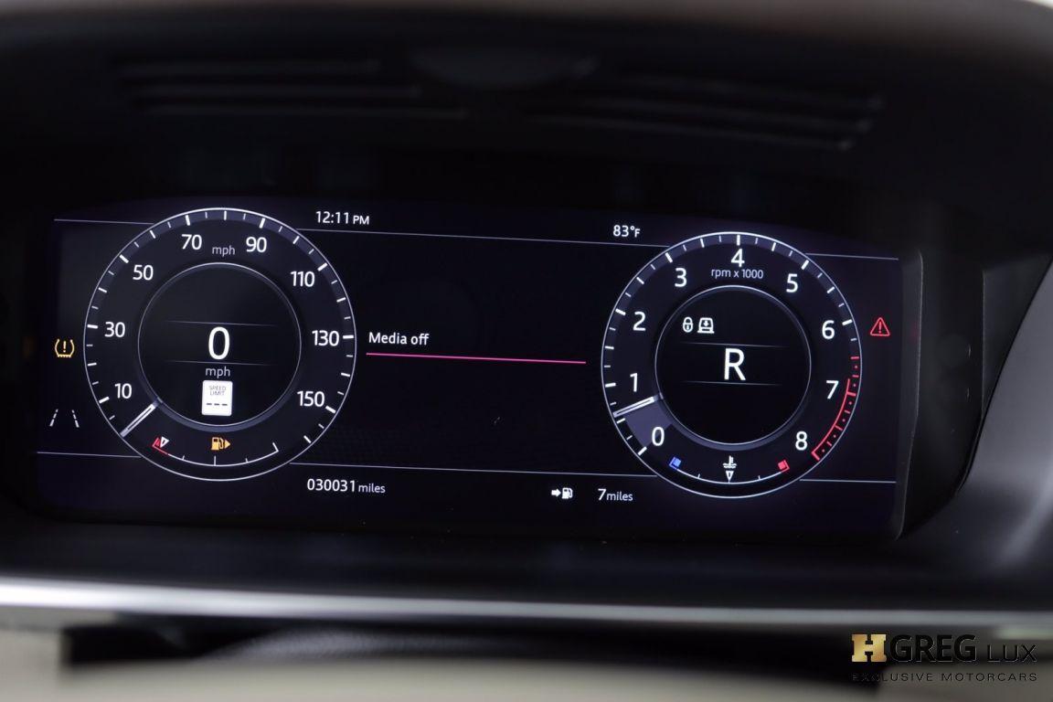 2018 Land Rover Range Rover HSE #45
