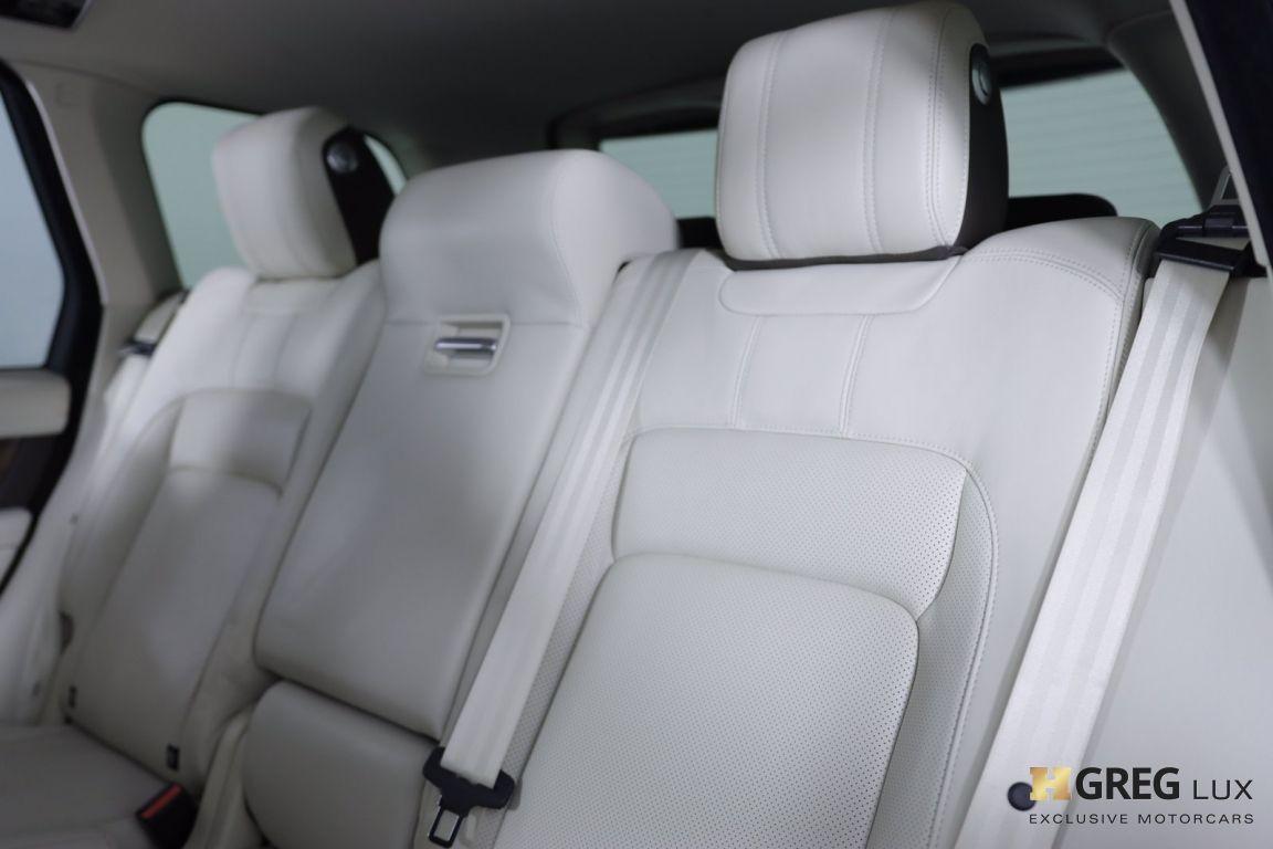 2018 Land Rover Range Rover HSE #30