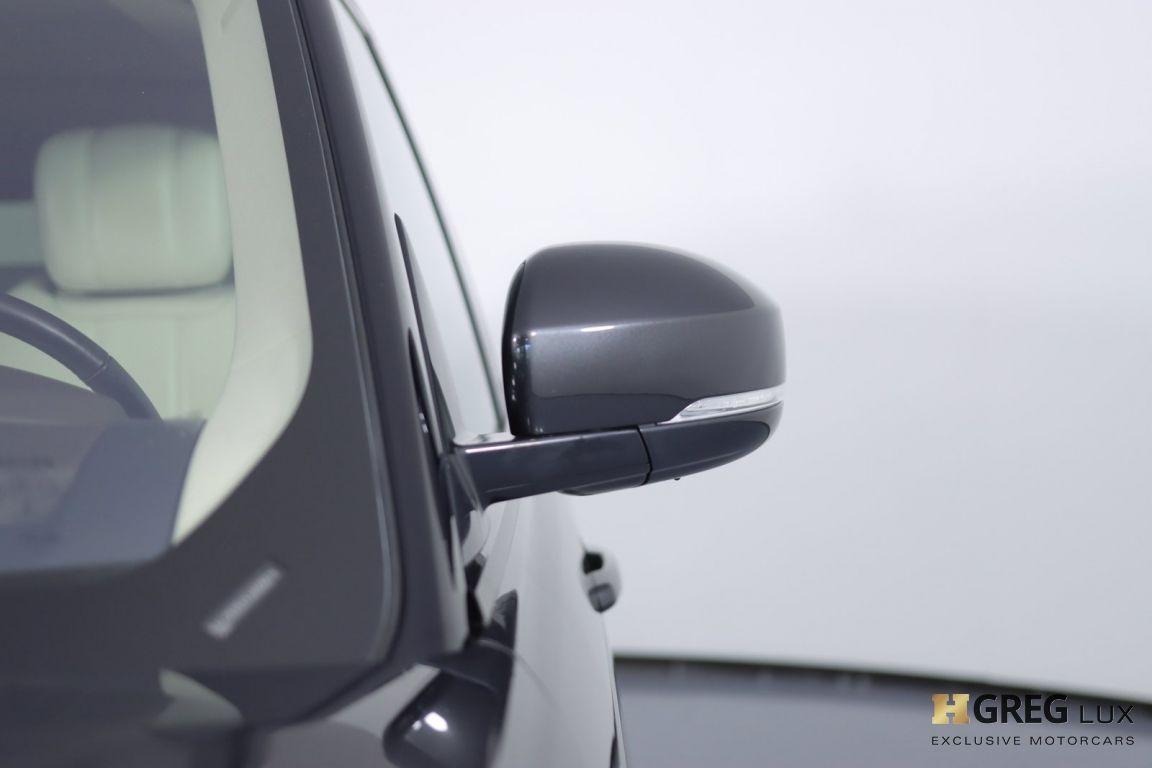 2018 Land Rover Range Rover HSE #8
