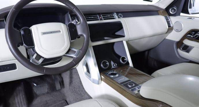2018 Land Rover Range Rover HSE #1