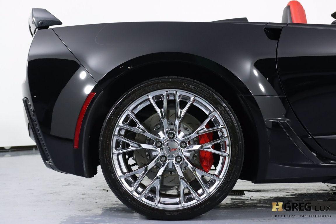 2019 Chevrolet Corvette Z06 1LZ #18