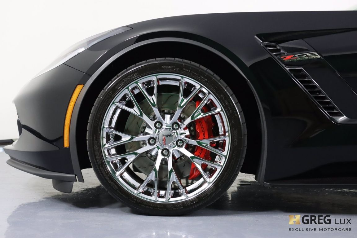 2019 Chevrolet Corvette Z06 1LZ #26