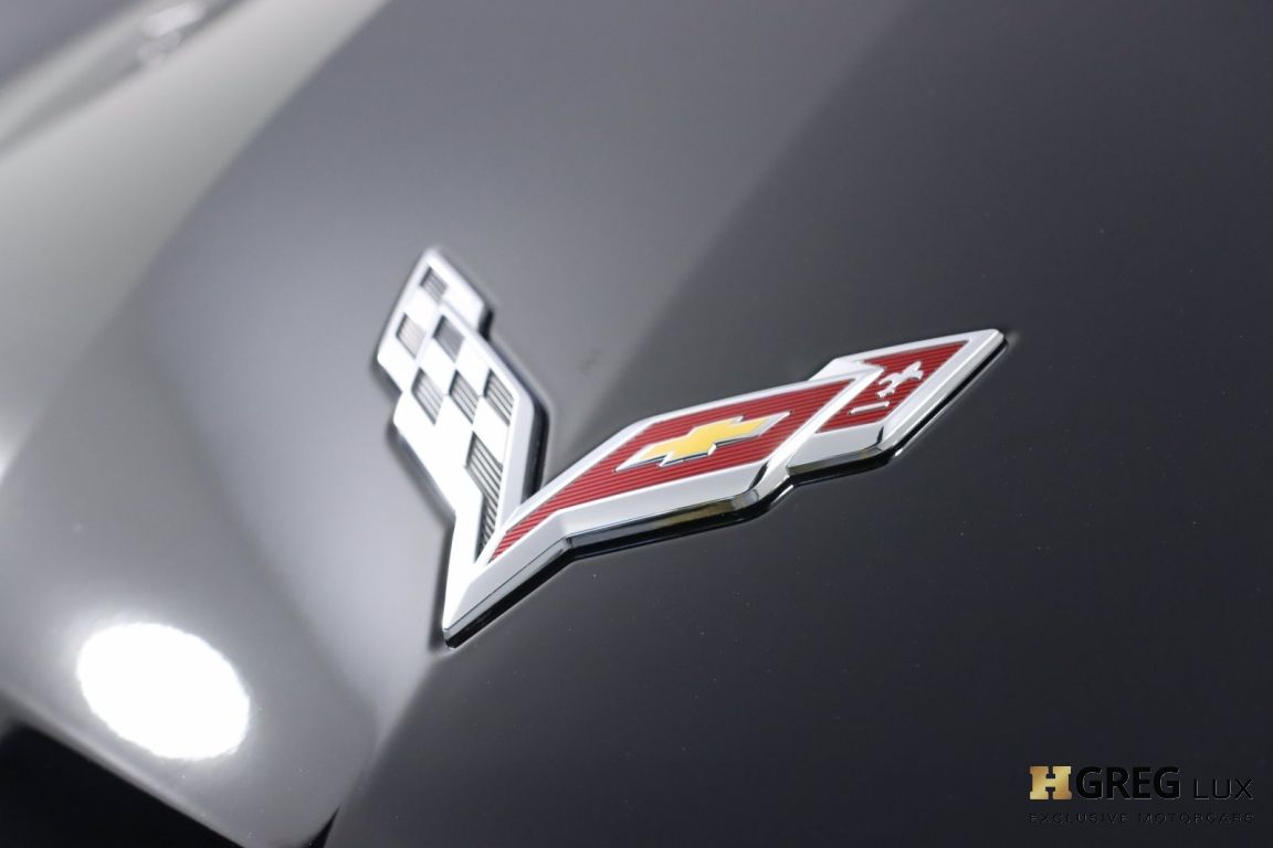 2019 Chevrolet Corvette Z06 1LZ #9
