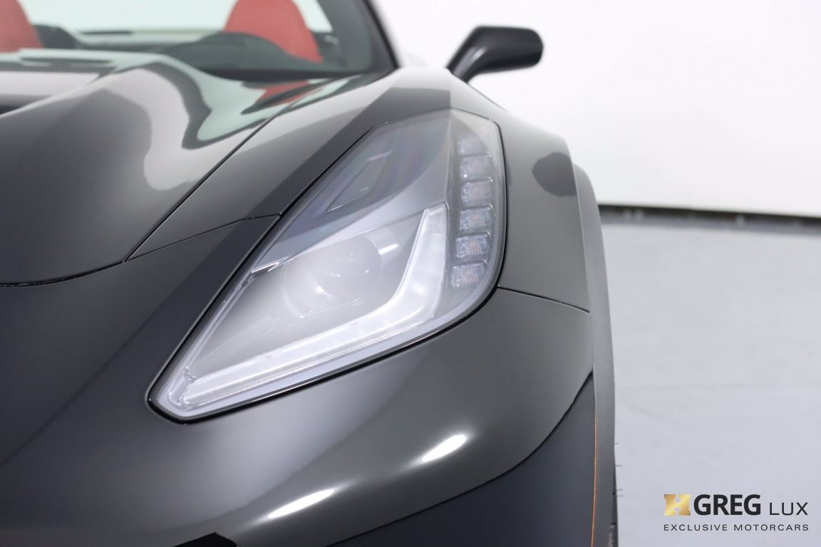 2019 Chevrolet Corvette Z06 1LZ #8