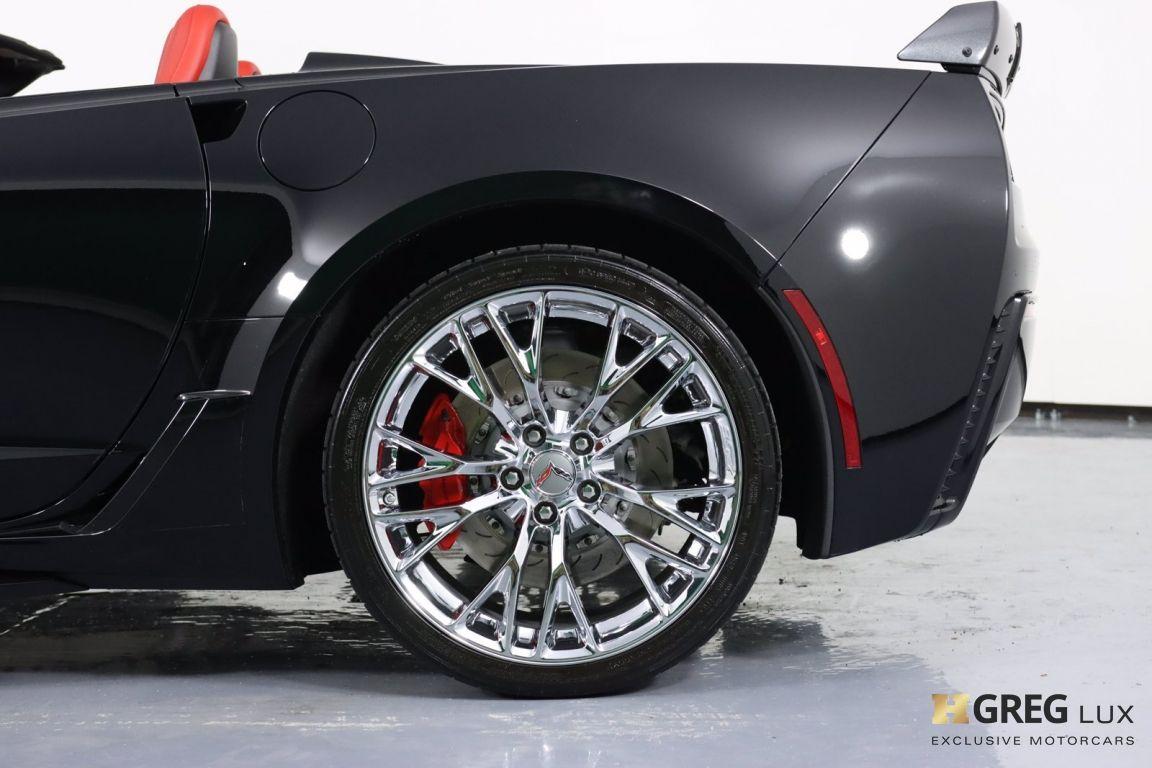 2019 Chevrolet Corvette Z06 1LZ #29