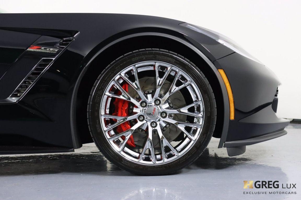 2019 Chevrolet Corvette Z06 1LZ #14