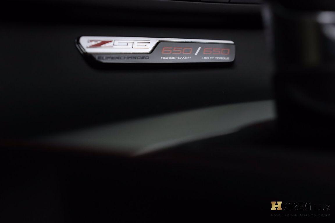 2019 Chevrolet Corvette Z06 1LZ #45