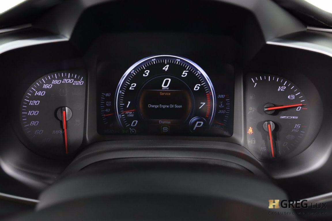 2019 Chevrolet Corvette Z06 1LZ #46