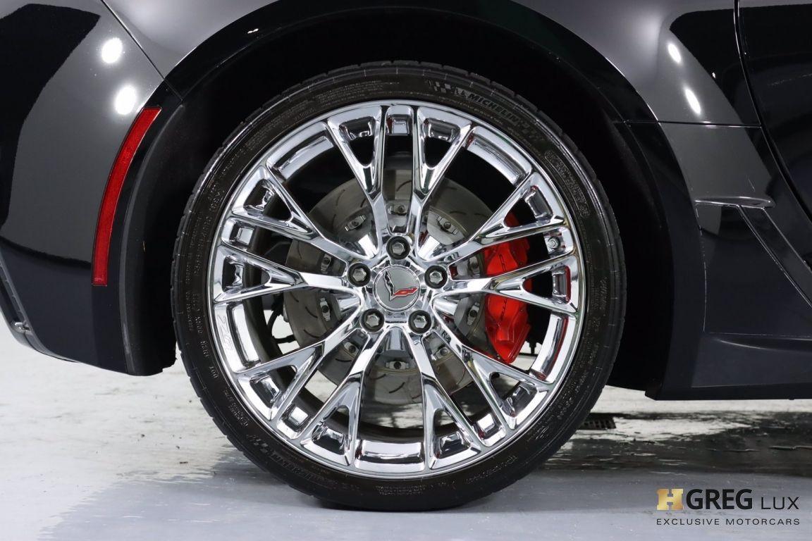 2019 Chevrolet Corvette Z06 1LZ #17