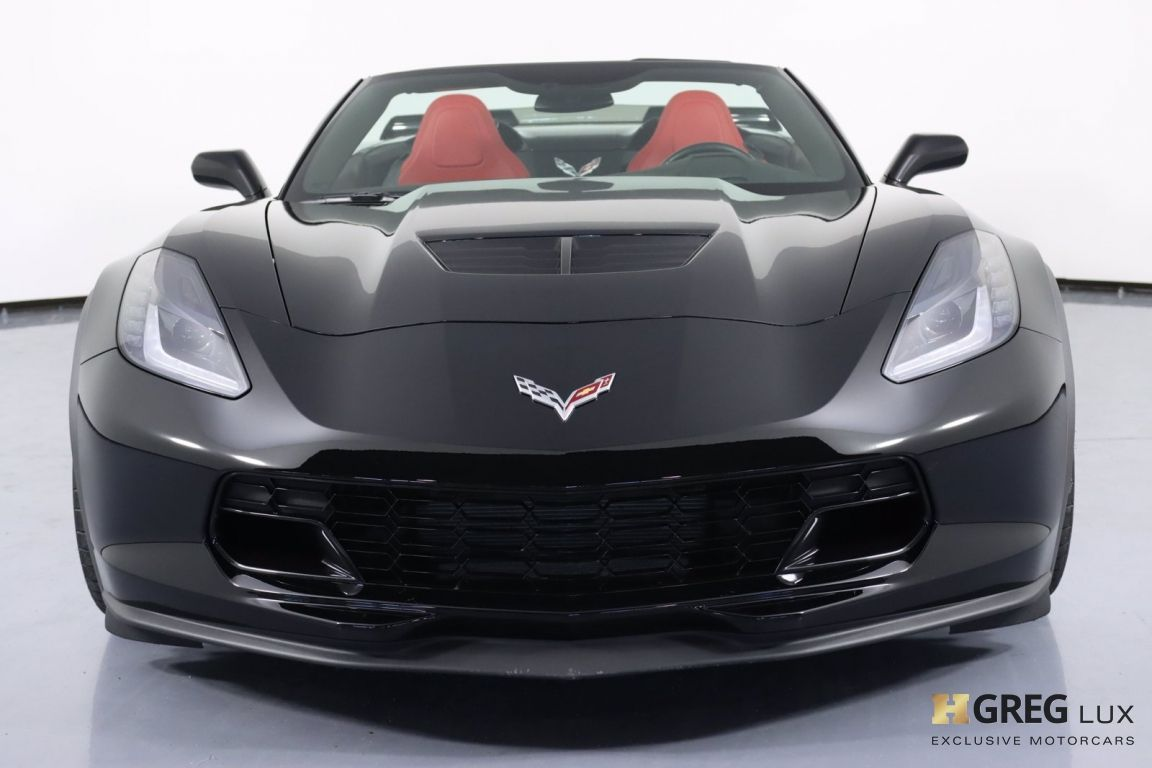 2019 Chevrolet Corvette Z06 1LZ #6