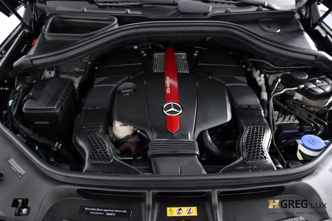 2018 Mercedes Benz GLE AMG GLE 43 #55