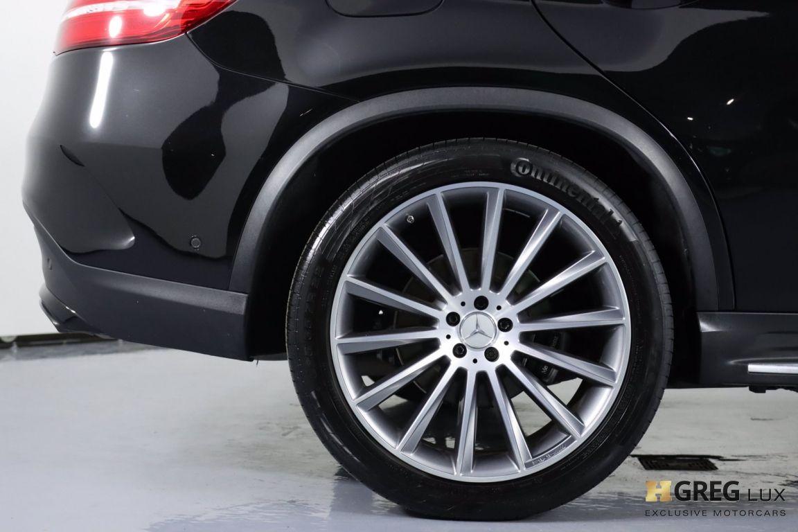 2018 Mercedes Benz GLE AMG GLE 43 #13
