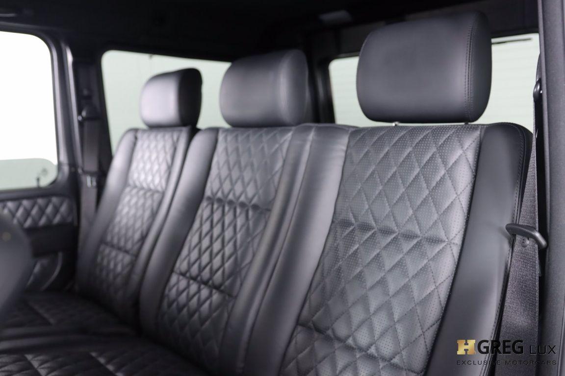 2016 Mercedes Benz G Class AMG G 63 #30