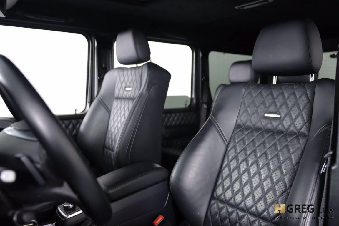 2016 Mercedes Benz G Class AMG G 63 #28