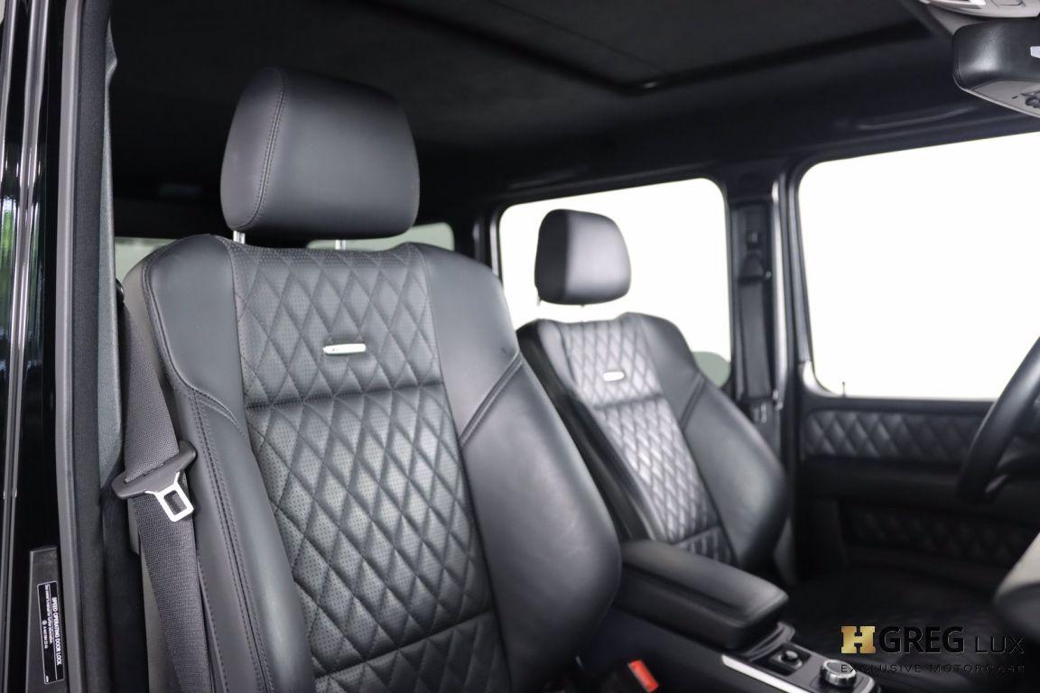 2016 Mercedes Benz G Class AMG G 63 #32