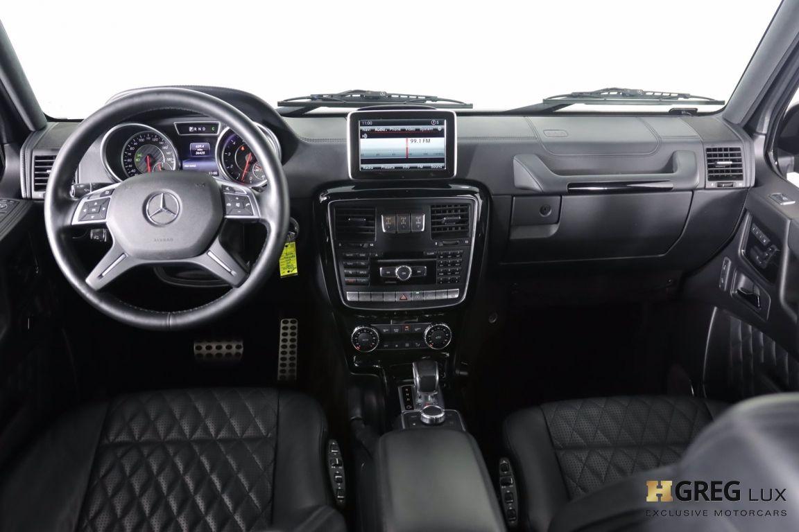 2016 Mercedes Benz G Class AMG G 63 #53