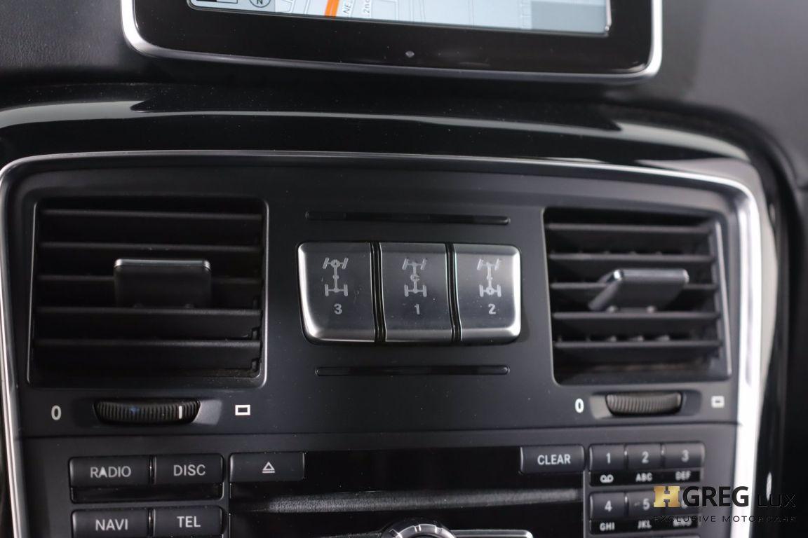 2016 Mercedes Benz G Class AMG G 63 #43