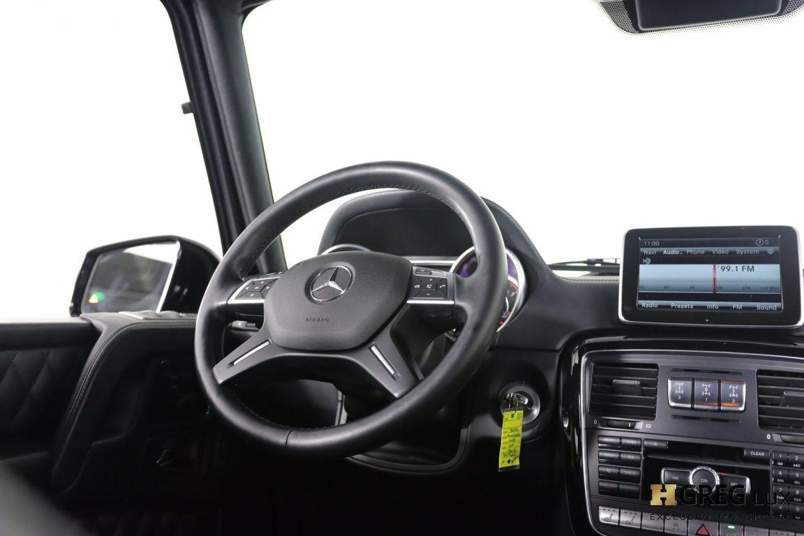 2016 Mercedes Benz G Class AMG G 63 #54