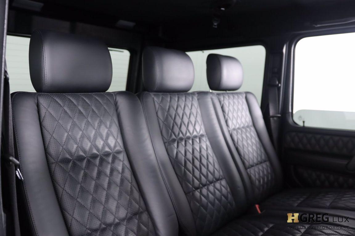 2016 Mercedes Benz G Class AMG G 63 #34