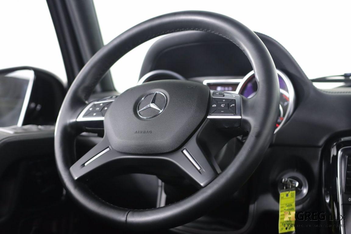 2016 Mercedes Benz G Class AMG G 63 #55