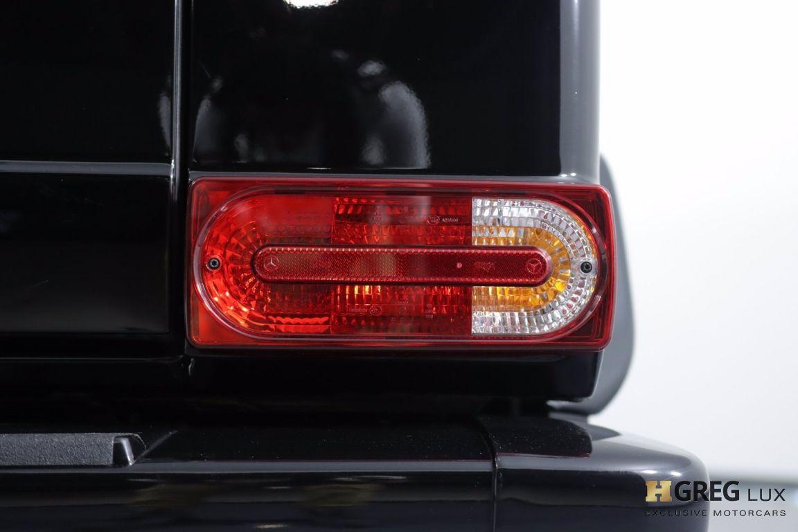 2016 Mercedes Benz G Class AMG G 63 #18