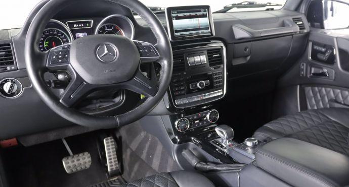 2016 Mercedes Benz G Class AMG G 63 #1