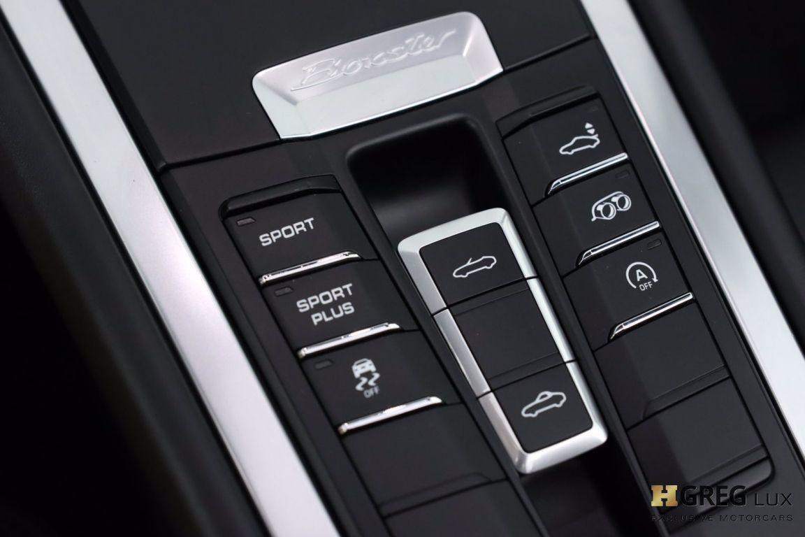 2016 Porsche Boxster GTS #39