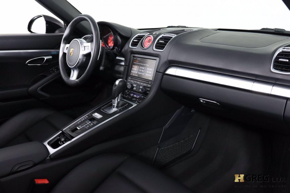2016 Porsche Boxster GTS #42