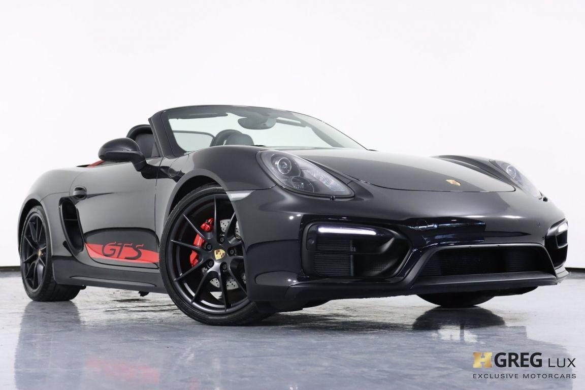 2016 Porsche Boxster GTS #51
