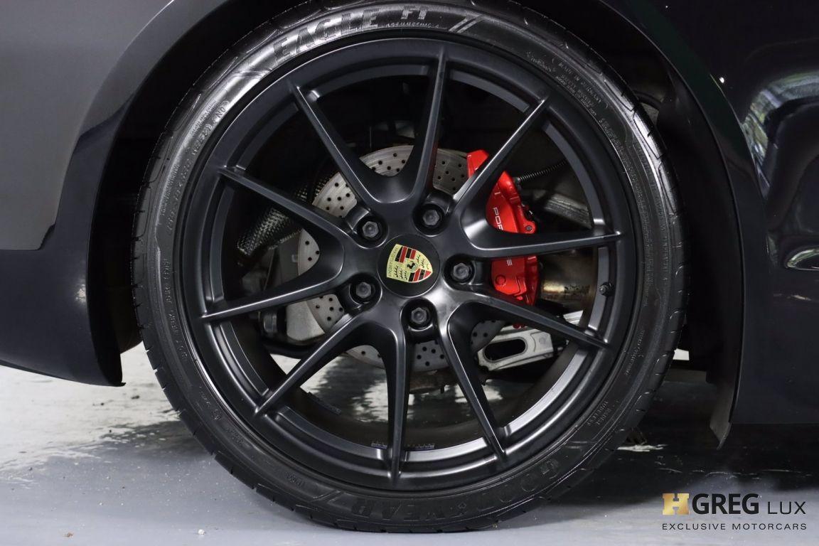 2016 Porsche Boxster GTS #7